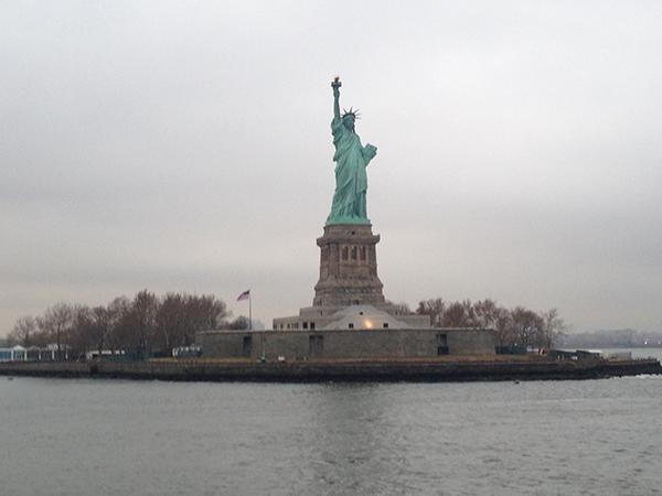 Amerikan Rüyası'nın sembolü Özgürlük Heykeli
