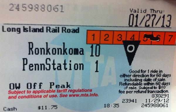 Tren Bileti: New York'ta ulaşım hiç de ucuz değil!