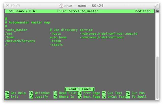 Bekleme sorunu çözümü için terminal komutu - 2
