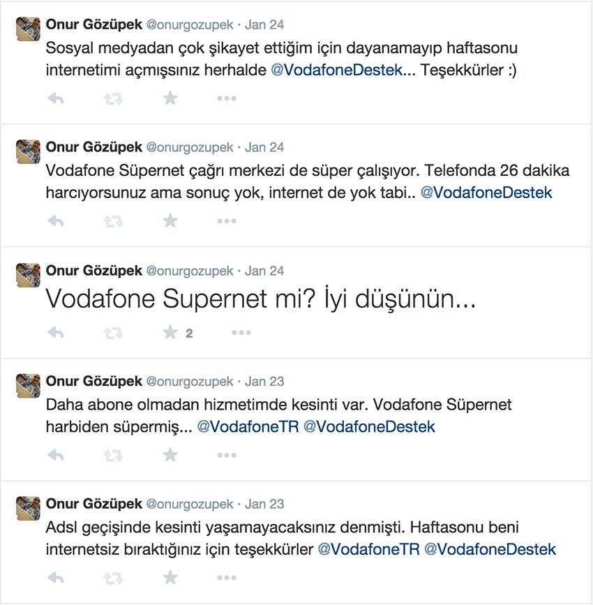 Vodafone Supernet Değil Vasatnet Onurgozupekcom